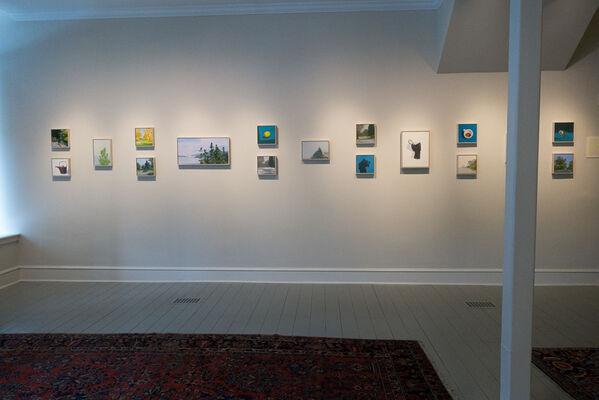 Marilyn Turtz: Light Reveals, installation view