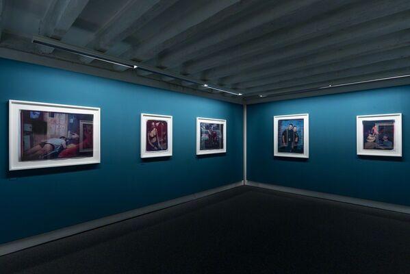 Steeve Iuncker, Into the World, installation view