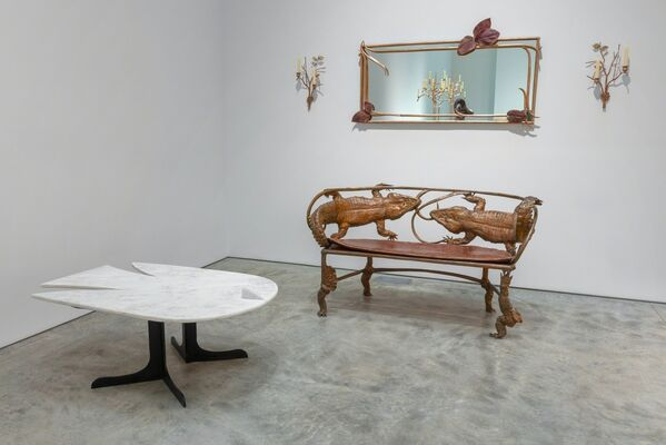 Les Lalanne, installation view