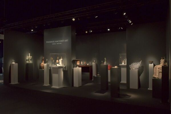 Phoenix Ancient Art at artgenève 2018, installation view