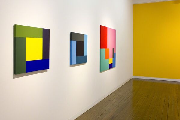 Afterglow, installation view