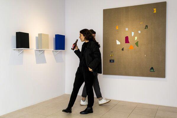 Casa Nova Arte e Cultura Contemporanea at UNTITLED, Miami Beach 2016, installation view