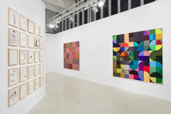 Stephen Friedman Gallery at West Bund Art & Design 2019, installation view