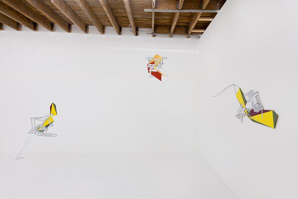 Kim Schoenstadt 'New Work', installation view