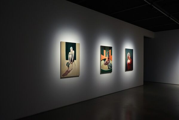 Remembering, or Forgetting, installation view