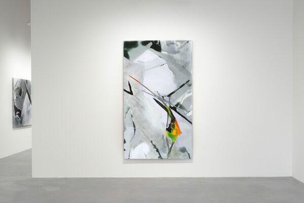 Claire Anna Baker: Stream, installation view