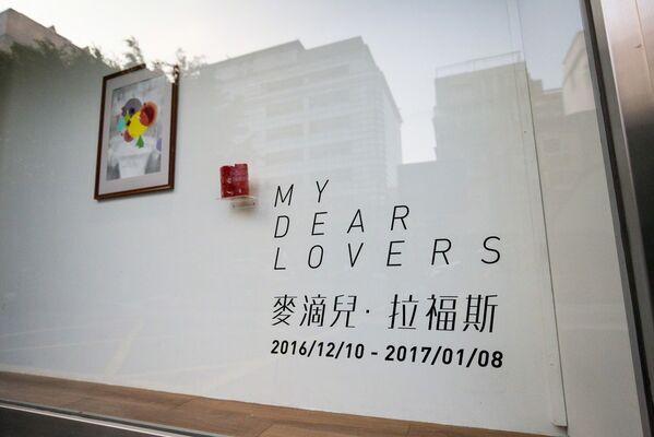 My Dear Lovers – Yi-Hsin Tzeng, installation view