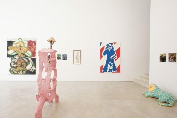 A Being in the World (Curated by Jayson Musson and Fabienne Stephan), installation view
