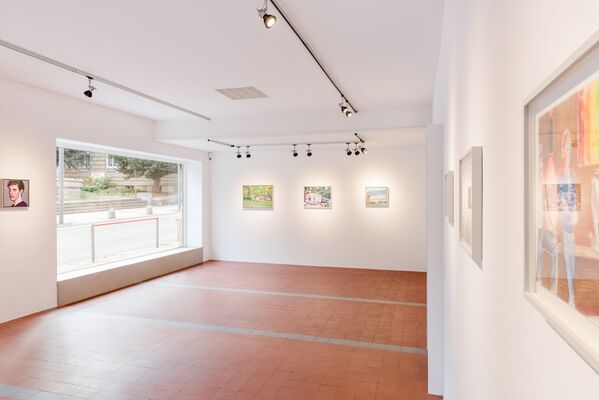 Patrick Angus. Your Own Life, installation view