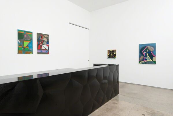 Ryan Callis: Ocean Memories, installation view