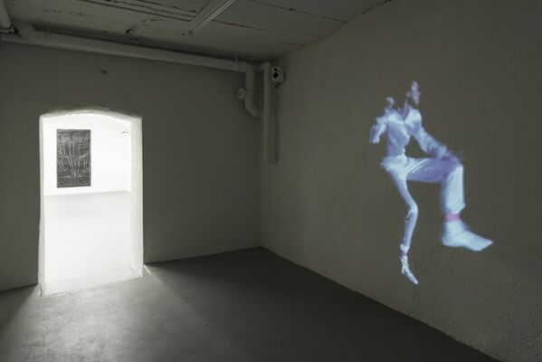 A Selection of Works from the 1980s, installation view