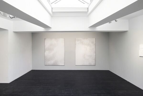 I'm Keeping My Distance, installation view