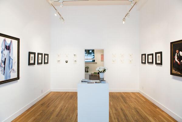 Chimerical: Karla Ortiz, installation view