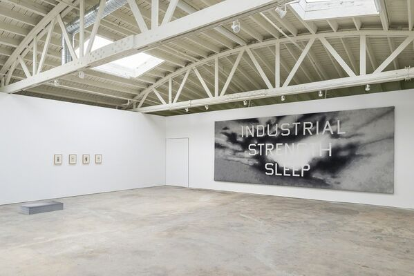 Sleep, curated by Paolo Colombo, installation view