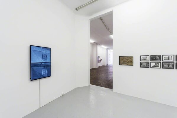 Nil Yalter, installation view