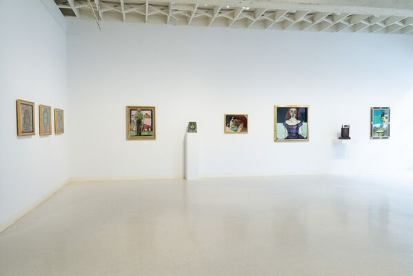 Gregory Grenon: Delicate Moments, installation view