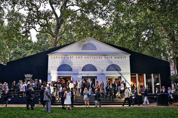 Tanya Baxter Contemporary at LAPADA Art & Antiques Fair 2016, installation view