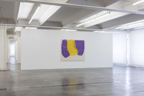 Tamina Amadyar – Big Blue Sky, installation view