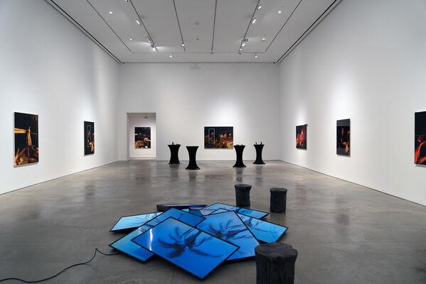 Kim Gordon: The Bonfire, installation view