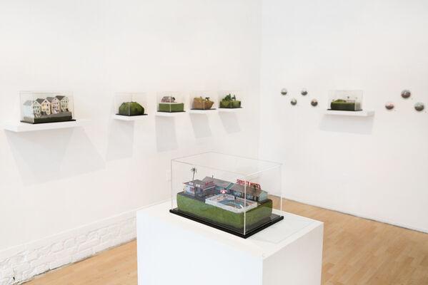 """Abigail Goldman: """"Mea Culpa"""", installation view"""