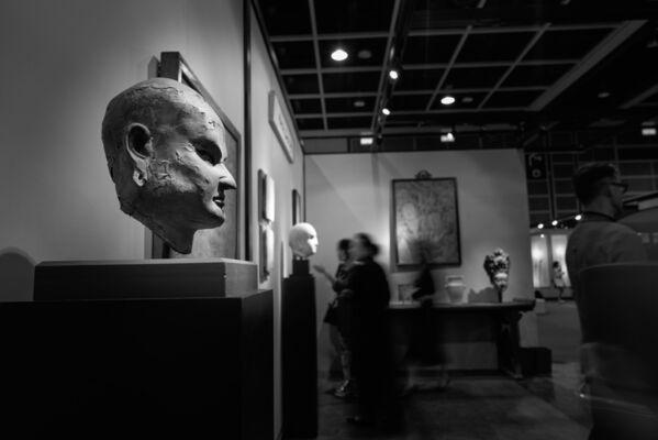 Rasti Chinese Art at Fine Art Asia 2019, installation view