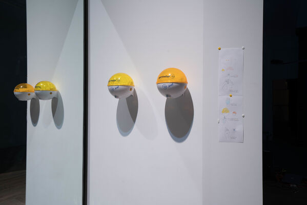 Yve YANG GALLERY at Asia Now 2019, installation view