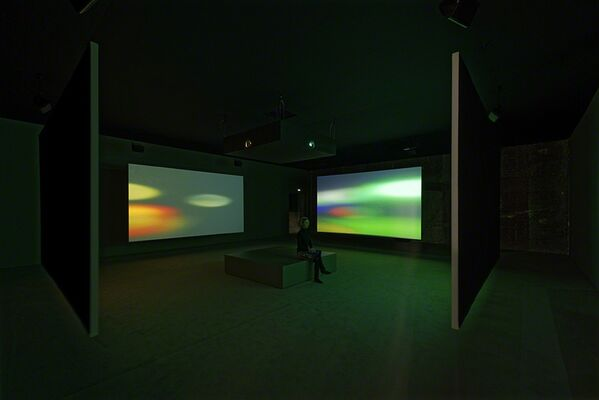 Angelica Mesiti: When doing is saying, installation view
