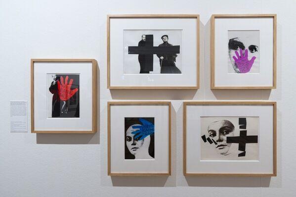 Wojciech Zamecznik Photography in all its forms, installation view