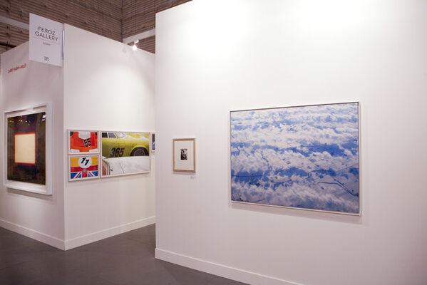 Feroz Galerie at PARIS PHOTO LA 2013, installation view
