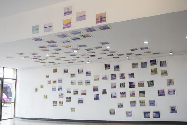 Marlon Portales, installation view