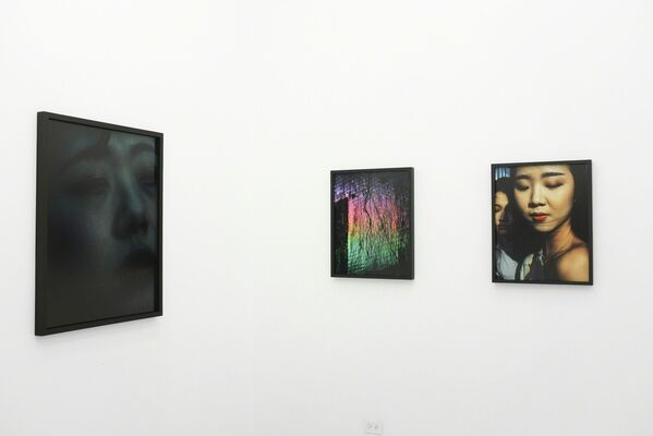 Approximate Joy, installation view