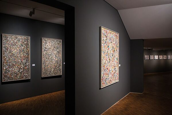 Evgeny Chubarov - The Berlin Works on view at Osthaus Museum Hagen, installation view