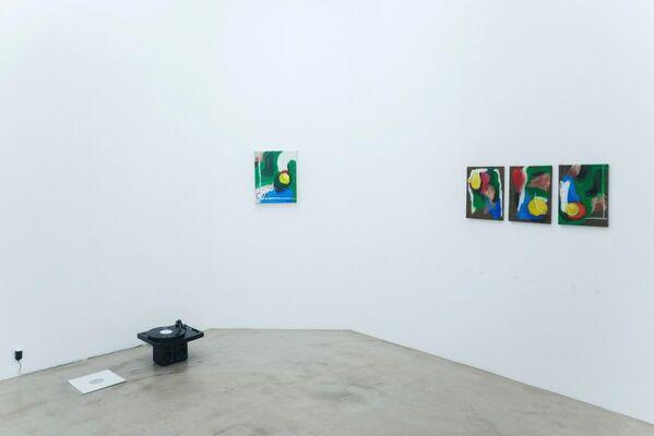 Conny Maier 'Am Rothenbaum', installation view