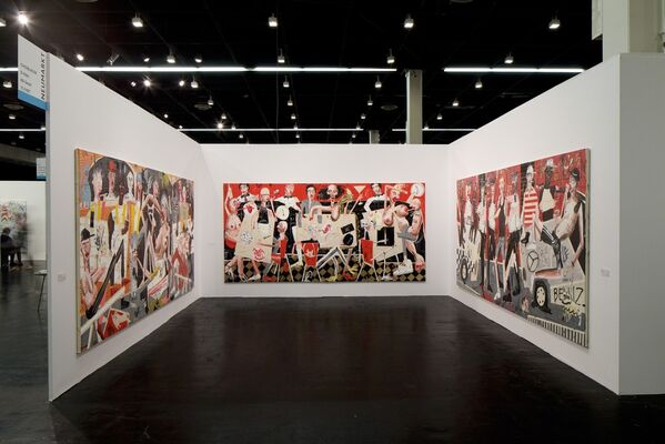 CHOI&LAGER at Art Cologne 2017, installation view