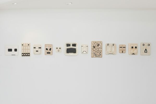 Repeat After Me, installation view