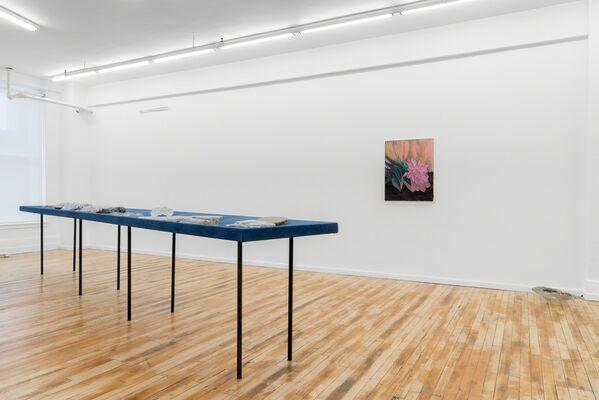 Between Two Eternities, installation view