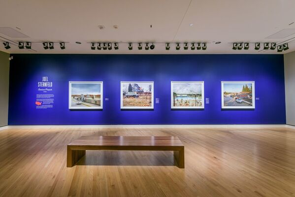 The Open Road, installation view