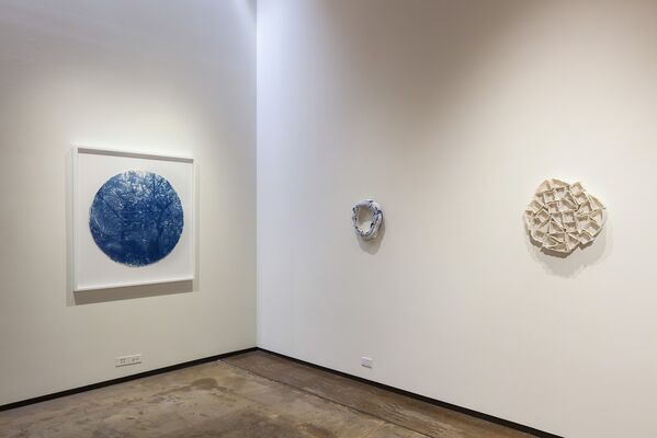 Mia Mulvey | Ancients & Matt Christie | Subtle Body, installation view