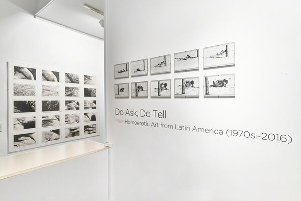 Do Ask, Do Tell: Male Homoerotic Art from Latin America (1970s - 2016), installation view
