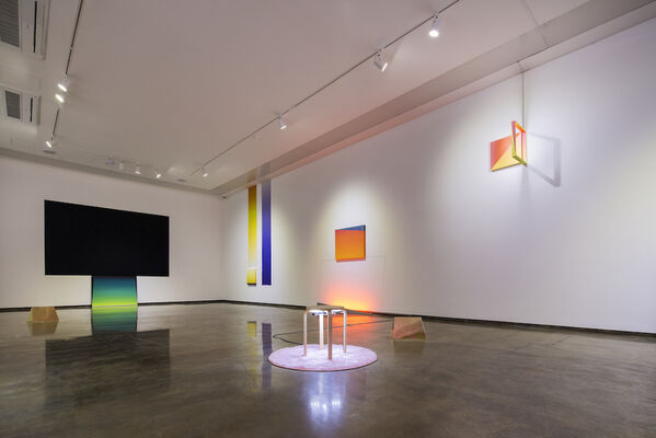 Anna Han: Pawns in Space 0.5, installation view