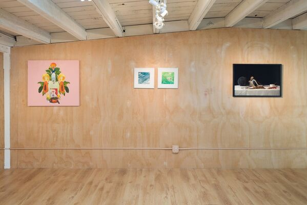 TO BE OR TO HAVE, installation view