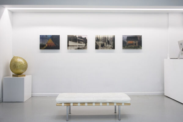 Negative Space, installation view