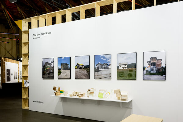 The Merchant House at Unseen Amsterdam 2019, installation view