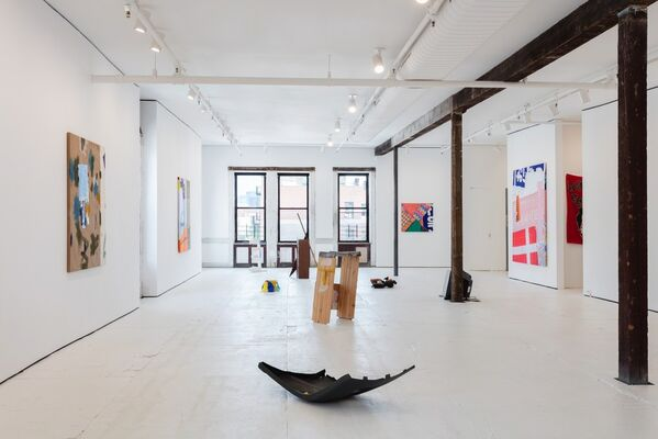 Kiss the Sky, installation view