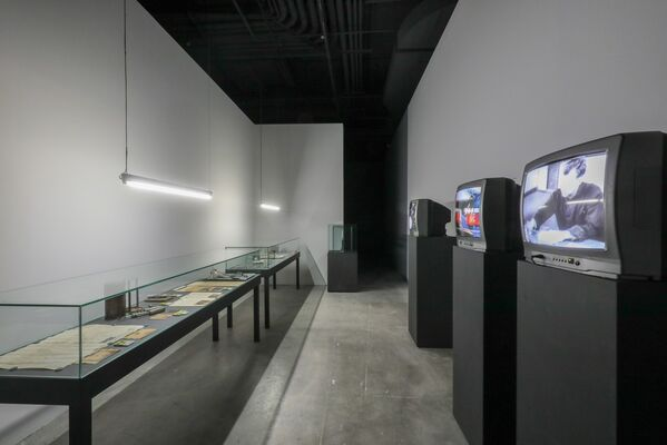 Towards Mysterious Realities, installation view