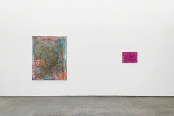 Rema Ghuloum, installation view
