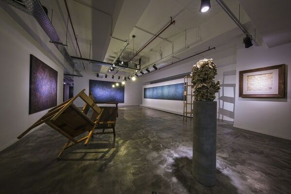 ARTMIA Hong Kong Studio, installation view