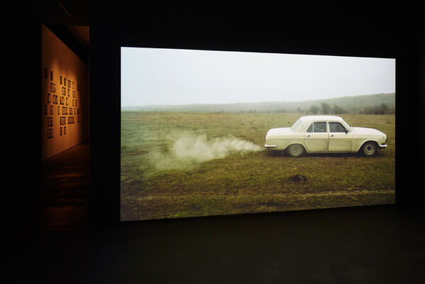 Memory belongs to the stones, installation view