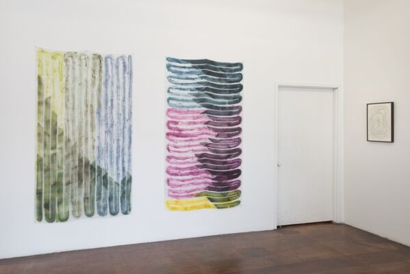 Andy Hall: Stack Up, installation view