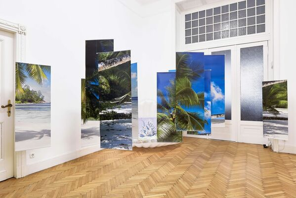 Confuseless, installation view